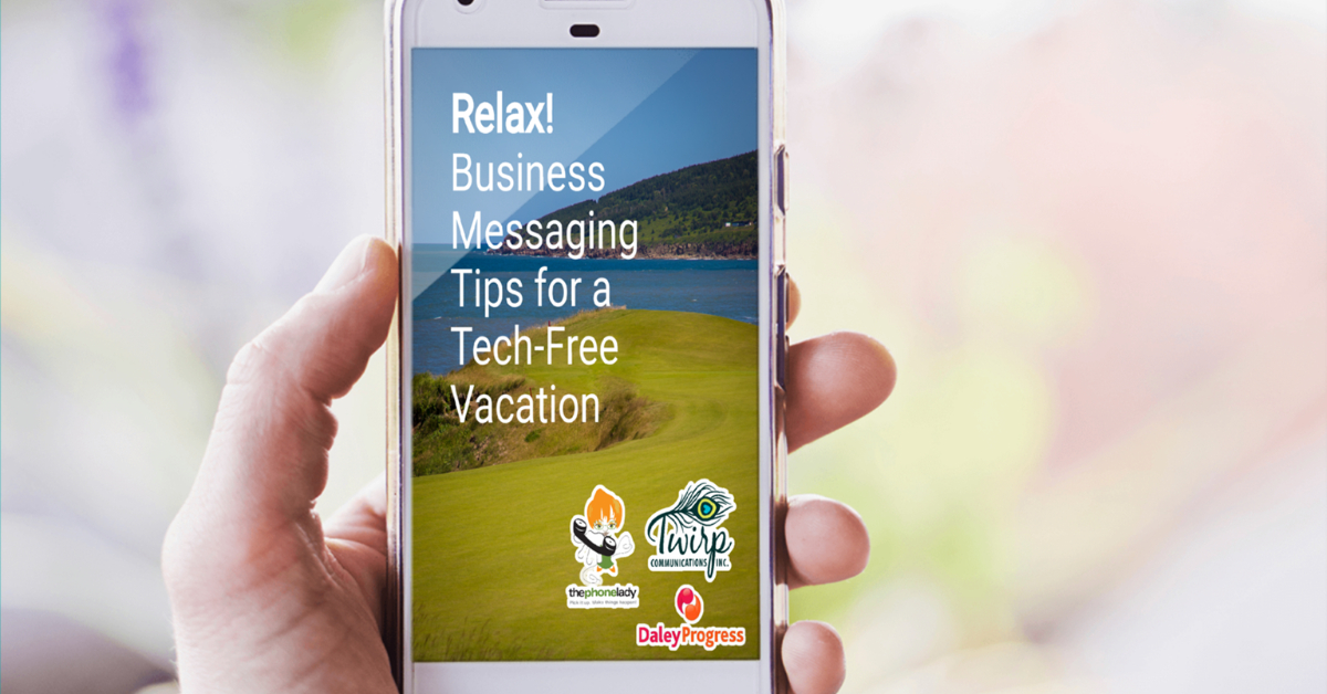 2021 Vacation Messaging Guide